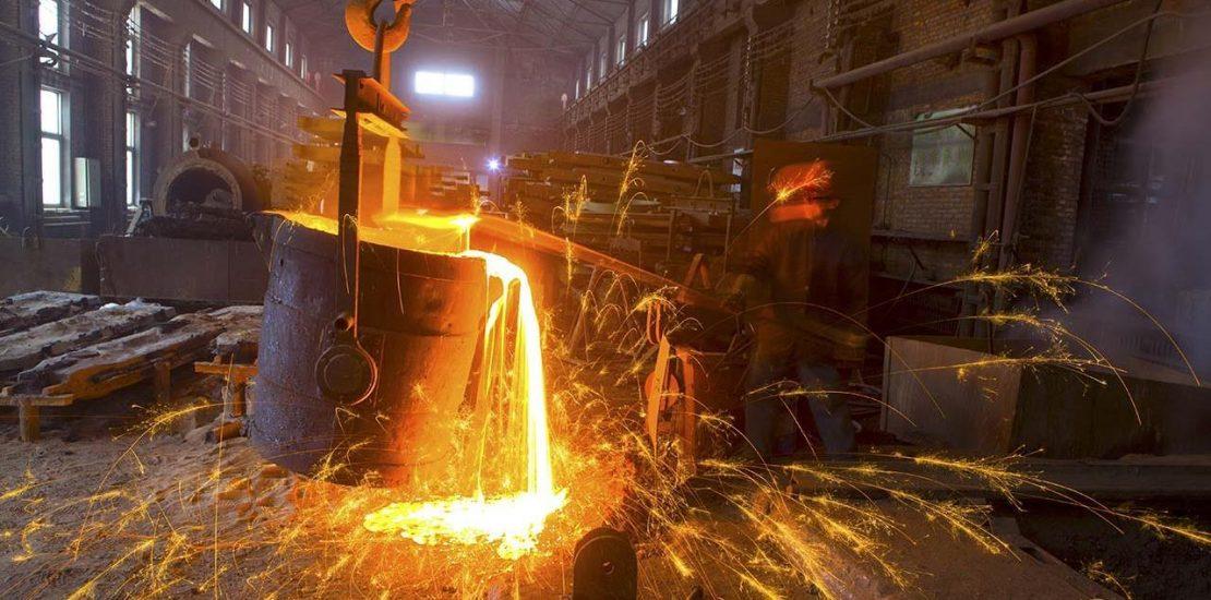 کوره صنعتی